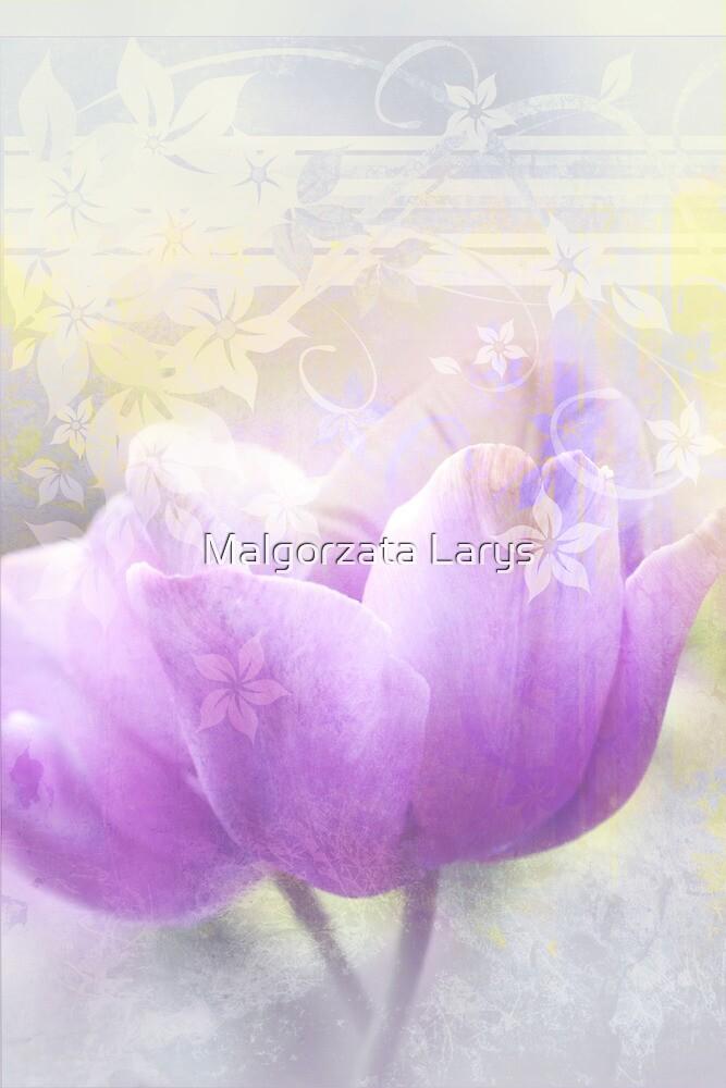Fragility 3 by Malgorzata Larys