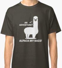 Alpaca My Bags Classic T-Shirt
