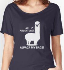 Alpaka meine Taschen Loose Fit T-Shirt