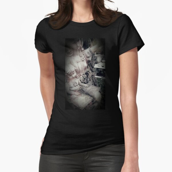 Angelic Love : Literary Moments Fitted T-Shirt