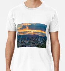 Sunset in Kyoto Premium T-Shirt