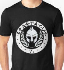 logo de Spartacus Unisex T-Shirt