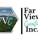 Far View Creations Inc. Logo by Samm Poirier