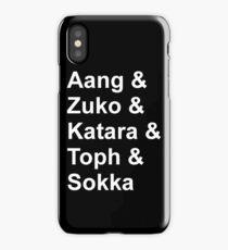 ATLA  iPhone Case/Skin