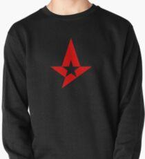 Astralis Logo Red Pullover Sweatshirt