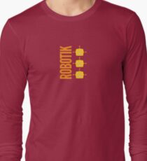 Robotik Long Sleeve T-Shirt