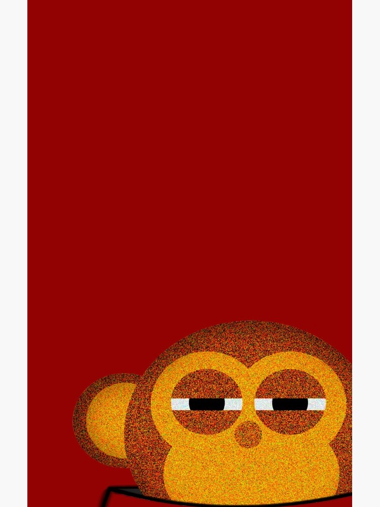 Pocket monkey is highly suspicious by jaxxx
