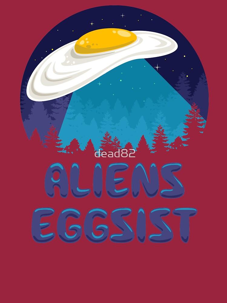 Aliens Eggsist by dead82