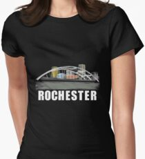 Rochester Skyline Fitted T-Shirt