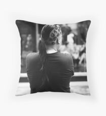 Spotted Throw Pillow