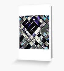 Marijuana Tetris 001 Greeting Card
