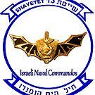 Shayetet 13 Israel Naval Commandos by Nikki SpaceStuffPlus