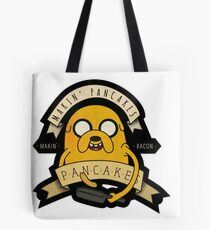 Makin' Bacon Pancakes Tote Bag