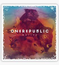 OneRepubli-Native Sticker
