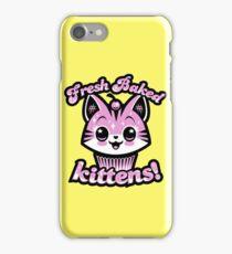 Fresh Baked Kittens  iPhone Case/Skin