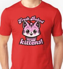 Fresh Baked Kittens  Unisex T-Shirt
