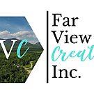 Far View Creations Inc. Logo - Large by Samm Poirier