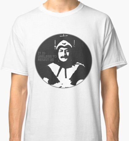 Phantom of Krankor: Useless to Resist Us Classic T-Shirt