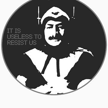 Phantom of Krankor: Useless to Resist Us by twynklebat