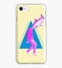 A perfect day for bananafish iPhone Case/Skin