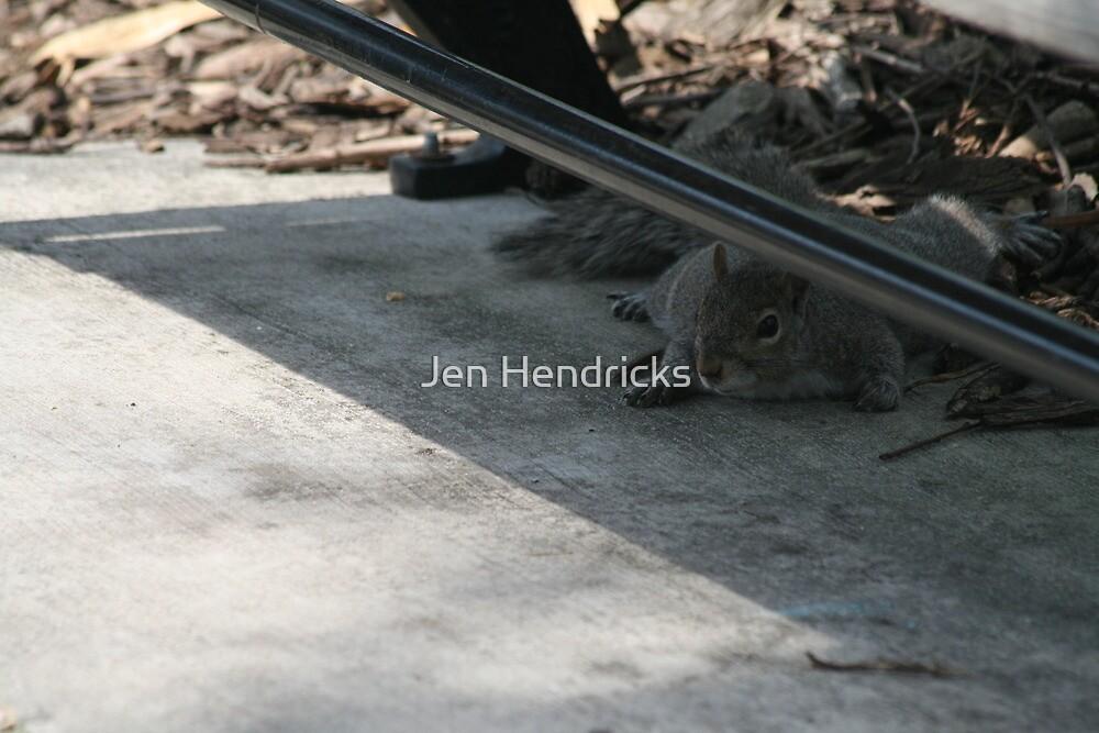 Hot Summer Day by Jen Hendricks