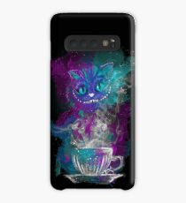 Cheshire's Tea Case/Skin for Samsung Galaxy