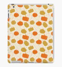 Halloween Cute Pumpkins iPad Case/Skin