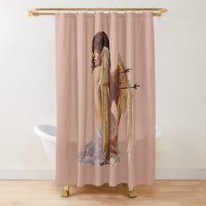c a m i l a - liar  Shower Curtain