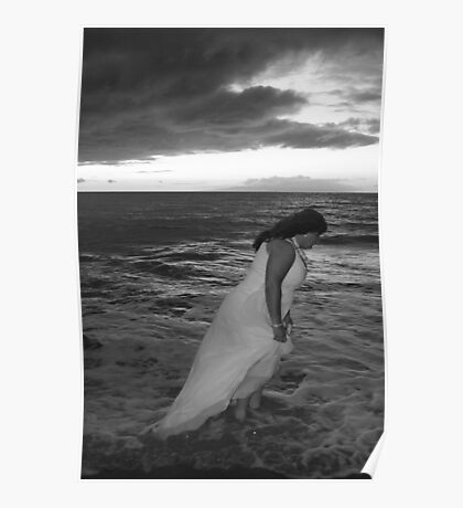 Stormy Bride Poster