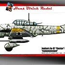 Junkers Ju-87G2 Stuka Kanonenvogel by TheCollectioner