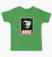 Obey the Big Boss Kids Tee