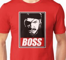 Obey the Big Boss Unisex T-Shirt