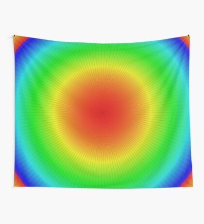 Phyllotaxis-007 Wall Tapestry