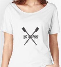 Row Women's Relaxed Fit T-Shirt