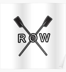 Row Poster