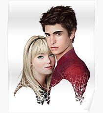 GWEN & SPIDEY Poster
