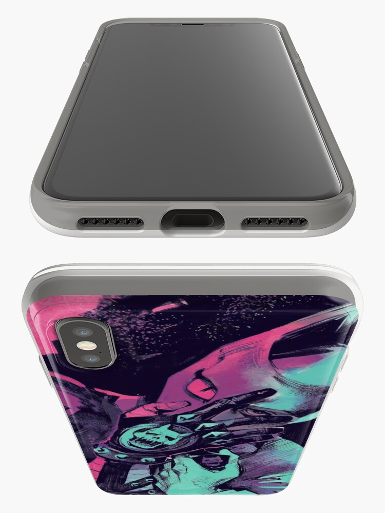 Alternate view of Killer Queen iPhone Case & Cover