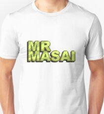MrMasai Green. Unisex T-Shirt