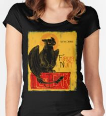 Fury of the Night - Vintage Edition Women's Fitted Scoop T-Shirt