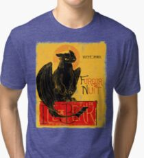 Fury of the Night - Vintage Edition Tri-blend T-Shirt