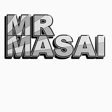 MrMasai Grey by MrMasai