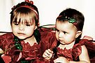 Little Girls -Santa Helpers- #2 by Evita