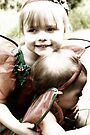 Little Girls -Santa Helpers- #3 by Evita
