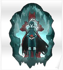 Stained Glass: Hades Poster