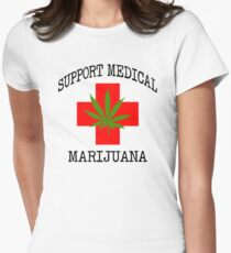 Support Medical Marijuana T-Shirt