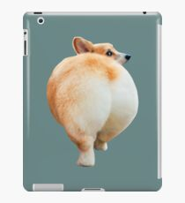 Corgi Butt iPad Case/Skin
