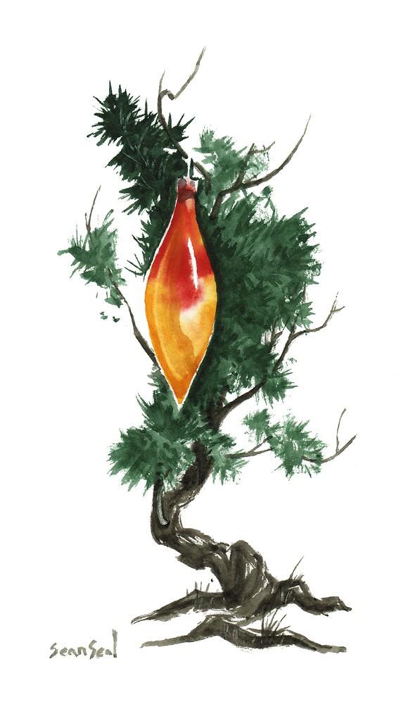 Little Tree 83 by Sean Seal