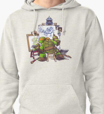 Ninja Rockwell T-Shirt