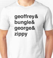 Rainbow supergroup Unisex T-Shirt