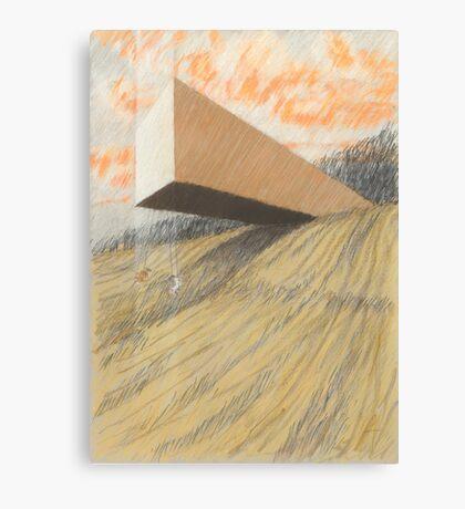 vom Schwingen Canvas Print
